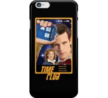 Time Club   Doctor Who   The Eleventh Doctor & River Song iPhone Case/Skin