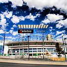 Telstra Dome - soon to be Etihad Stadium by Matthew Strath