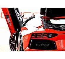 Lamborghini Aventador LP700-4 - 1 Photographic Print