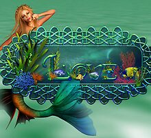 Mermaids of The Sea by Lisa  Weber