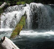 Hold em up waterfall by goddessteri211