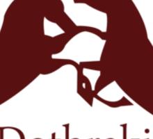 Dothraki Equestrian Club Sticker