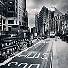 London Street by Tony Elieh