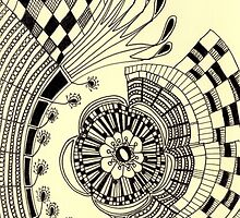 Botanical Twist by KeLu