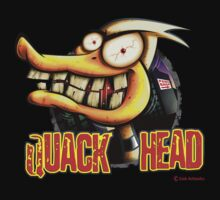 Quack Head ( Duck ) by LinkArtworks