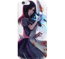 alice - outsider's marker iPhone Case/Skin