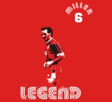 Aberdeen legend Willie Miller by ScottishFitba