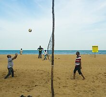 Beach Volley Ball by lm31