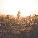 angkor wat by Amagoia  Akarregi