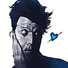 Tom Waits - Blue Valentines by Brad Collins