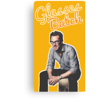 Glassesbatch Anyone? Canvas Print
