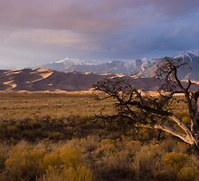 Great Sand Dunes National Park, CO by James Egbert