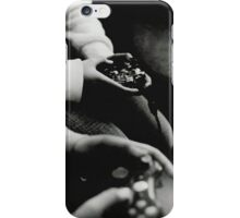 Four Thumbs iPhone Case/Skin