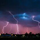 Lightning by Joel Bramley