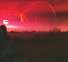 The Last Sunset  by Daniel Watts