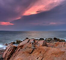 Cairn Cape Breton Highlands National Park by EvaMcDermott