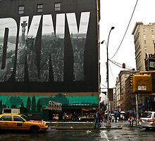 Brands of New York by Paul Ryan