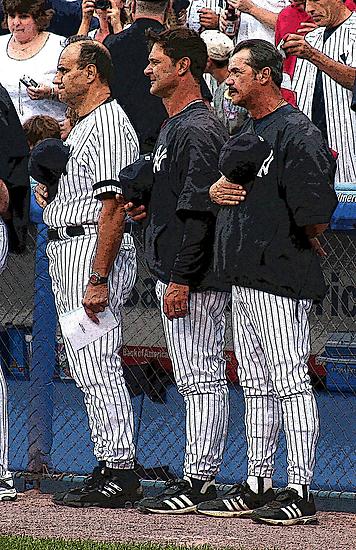 forever Yankees by mikepaulhamus
