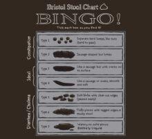 Bristol Stool Chart BINGO! T-Shirt
