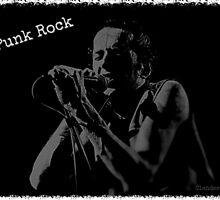 Joe Strummer / Punk Rock by clandestino
