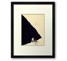 Freedom Seeker Framed Print