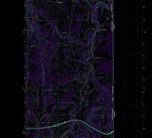 Maine USGS Historical Map Houlton North 20110907 TM Inversion by wetdryvac