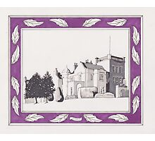 Pittodrie House Hotel Photographic Print