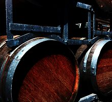 The Barrel Room by Jenni Tanner