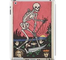 Death Tarot iPad Case/Skin