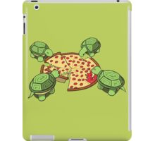 Hungry Hungry Turtles iPad Case/Skin