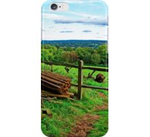 Beautiful English Countryside iPhone Case/Skin