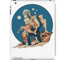 Damsel in Space iPad Case/Skin