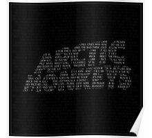 Arctic Monkeys Song List Poster