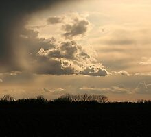There IS a silver lining behind every cloud! by Stephen Thomas