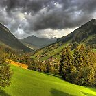 Zillertal by Xandru
