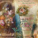 Les Fleurs by Aimee Stewart