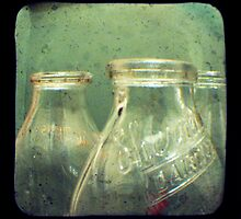 Milk Bottles by Dana DiPasquale