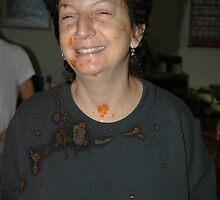 I got sauced by Anne Gitto