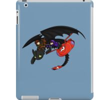 Dorks United iPad Case/Skin