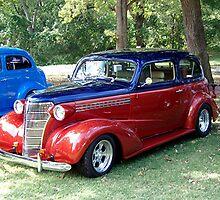 1938 Chevrolet HA Master DeLuxe by Glenna Walker