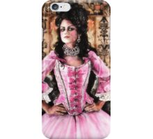 LADY LORRAINE iPhone Case/Skin