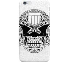 Day of the Dredd iPhone Case/Skin