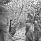 Statues in Hue by Stangus