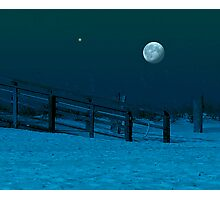 The Long Passionate Night Photographic Print