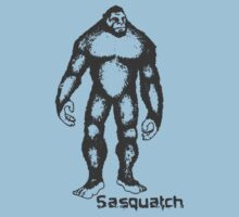 Sasquatch by bchrisdesigns