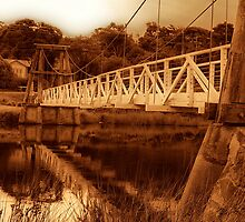 """The Swing Bridge"" by Phil Thomson IPA"