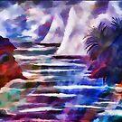 Sailing Sailing The Coast Of California By Sherri Nicholas by Sherri     Nicholas