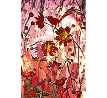 To My Jade with Love - Chine Colle Print Photographic Print