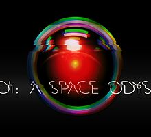 2001: A Space Odyssey by Noah Kantor