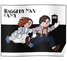 Raggedy Man and Amy Poster